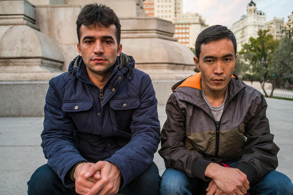 Übersetzer aus Afghanistan
