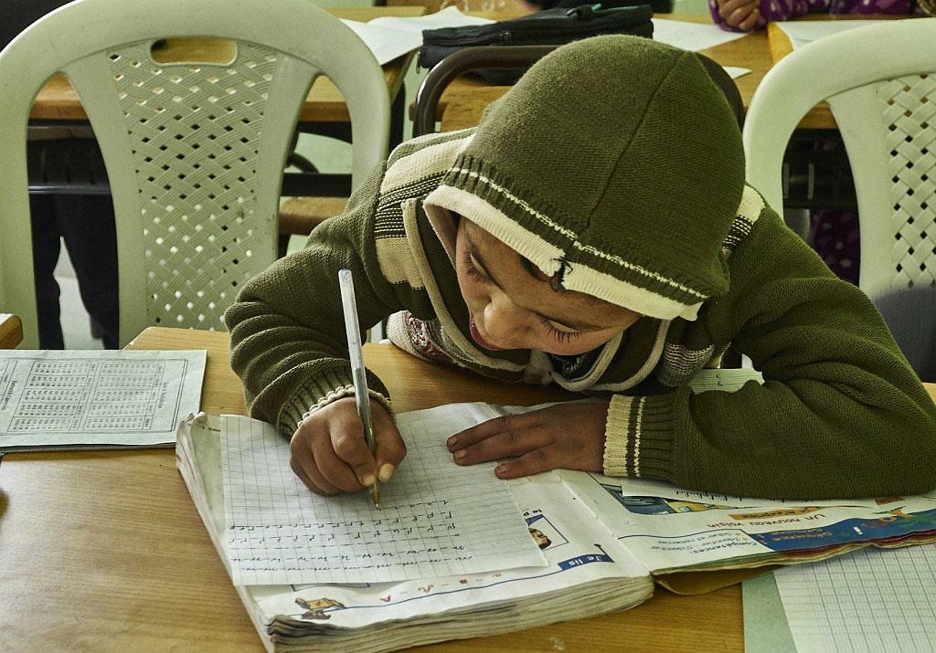 Soutien scolaire à Agoudim