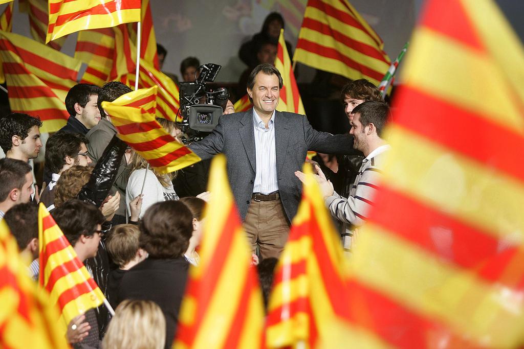 acte candidat Artur Mas